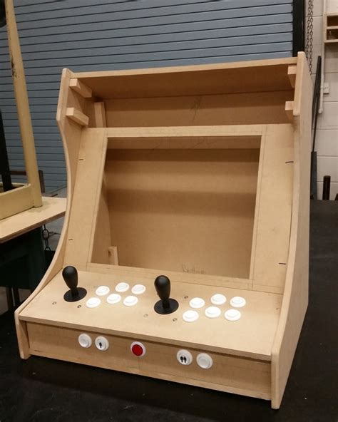 plans for building a bartop arcade system using a raspberry pi denenecek projeler
