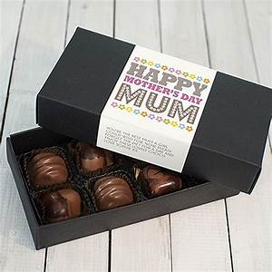 CV0077 - Mother's Day Chocolate Box - Quirky Gift Library