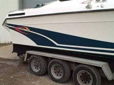Baja Boats You Tube by 1990 30 Baja Boat For Sale Youtube