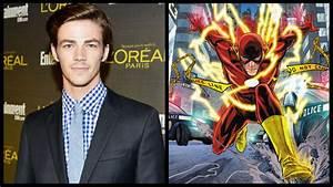 'Glee's' Grant Gustin Set as 'Arrow's' Flash | Hollywood ...