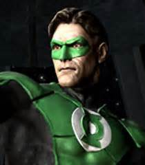 voice of green lantern hal mortal kombat vs dc universe the voice actors