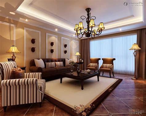 Mediterranean Living Room Design Of European Style [photos