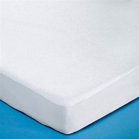 80x200cm terry waterproof mattress pad cover dust mites