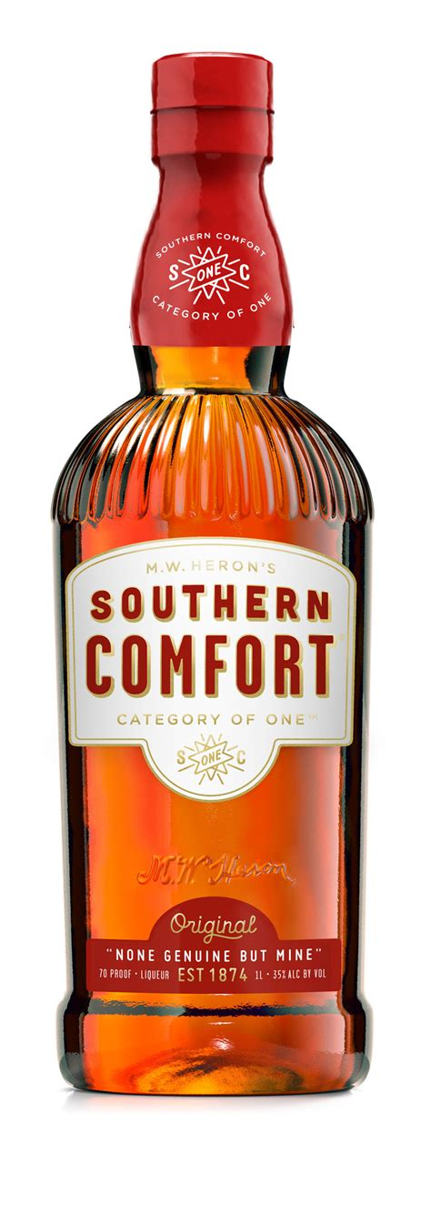 Design Today Southern Comfort Branding & Packaging