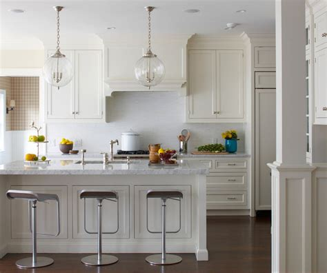 Old Greenwich Beach Cottage  Beach Style  Kitchen  By