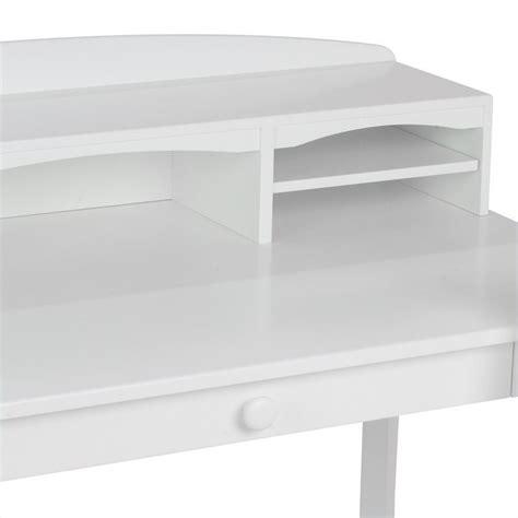 kidkraft avalon desk with hutch white 26705 whitevan