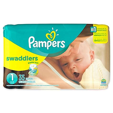 buy pers 174 swaddlers 35 count size 1 jumbo pack diapers from bed bath beyond