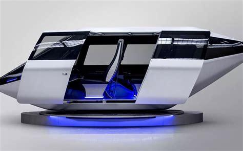 Ces 2018  Uber Dévoile Un Prototype De Taxi Volant