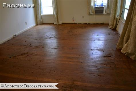 how to remove glue from floor after removing carpet floor matttroy