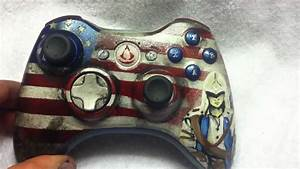 Assassins Creed III Xbox 360 controller - YouTube