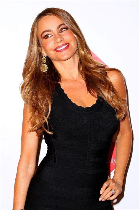 sofia vergara at modern family media call in sydney hawtcelebs hawtcelebs