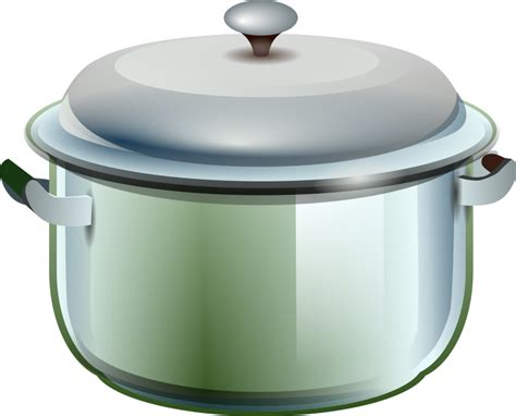 free to use domain cooking pot clip