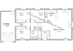 hd wallpapers plan architecture maison de 100m2 - Plan Architecture Maison 100m2
