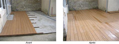 nivrem dalle bois pour terrasse diverses id 233 es de conception de patio en bois pour votre