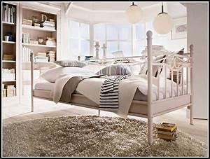 Einzelbett Metall Weiß : ikea bett weiss metall betten house und dekor galerie 7zglwmezvn ~ Markanthonyermac.com Haus und Dekorationen