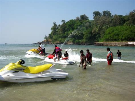 Water Scooter In Goa by Jet Ski Water Scooter Picture Of Baga Beach Calangute