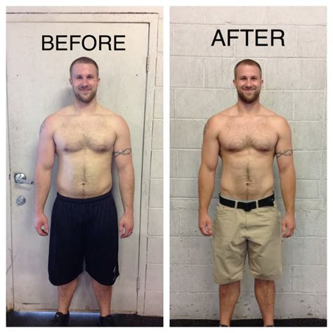 Spring 2015 Nutrition Challenge Results, Before And After