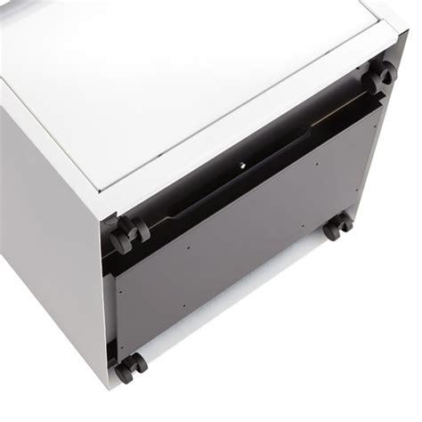 white bisley 174 premium file cabinet the container store