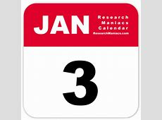 Information about January 3
