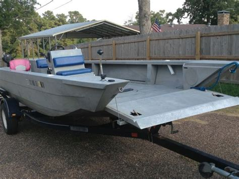 Duck Hunting Jet Boat For Sale by 2002 Scorpion Aluminum Jet Boat Boats Other For Sale In