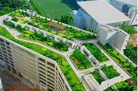 fine roof garden design Singapore to be draped in LUSH greenery - Connected To India