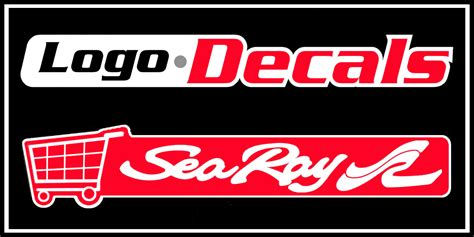 Sea Ray Boats T Shirts by Sea Ray Logo Decals Logo Stickers