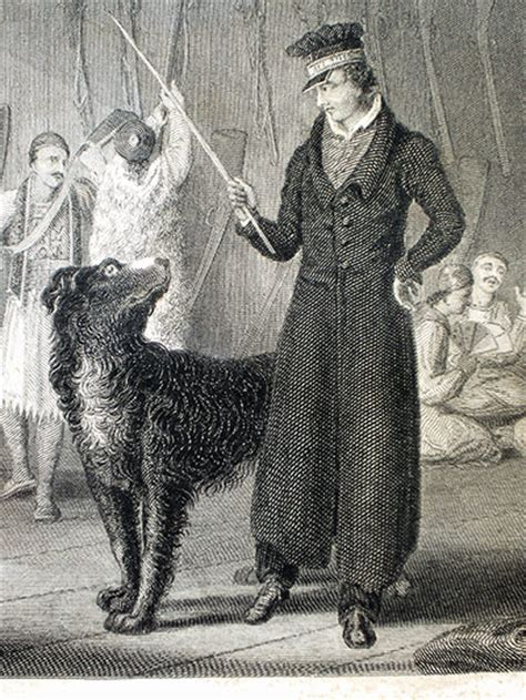 Boatswain Jobs Uk by Byron And His Dogs In Pictures Books The Guardian