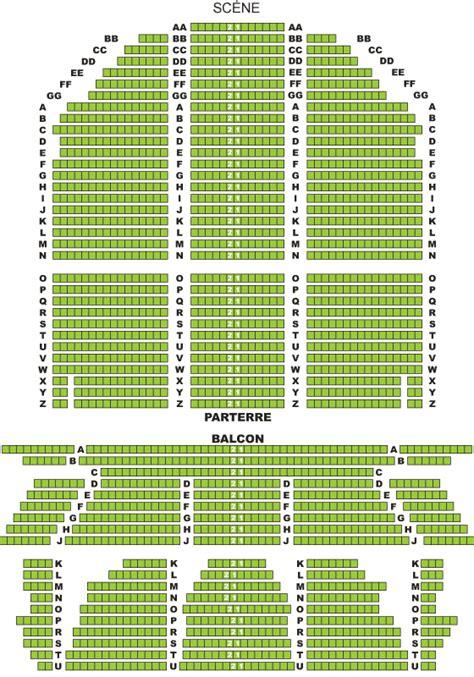 th 233 226 tre st denis 1 plan de salle spectacle billeterie et calendrier complet spectacle ca