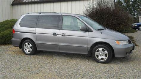 Buy Used 2000 Honda Odyssey~transmission Slips~ In