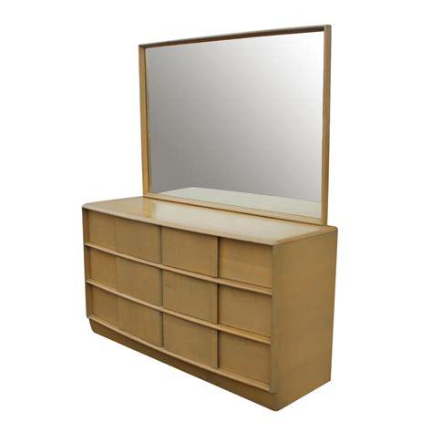 heywood wakefield dresser vintage heywood wakefield mr mrs dresser mirror m5774 ebay