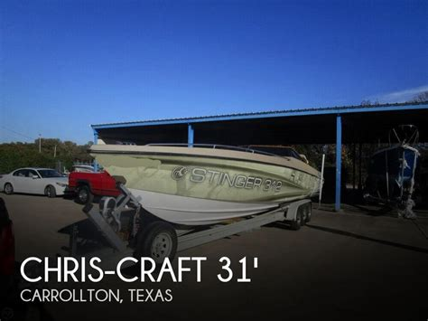 Chris Craft Boats For Sale In Texas by Canceled Chris Craft 312 Stinger Sl Boat In Dallas Tx