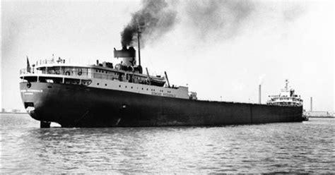 41 years ago edmund fitzgerald sank in lake superior