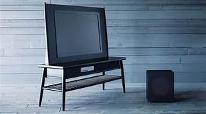 Tv Bank Schwarz : himna tv bank in schwarz mit uppleva 40 39 39 fernseher ikea uppleva clever pinterest tv ~ Markanthonyermac.com Haus und Dekorationen