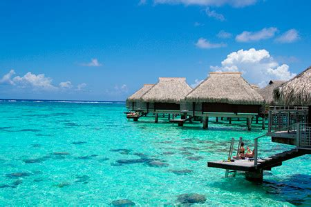 Moorea Over Water Bungalows For Affordable & Romantic