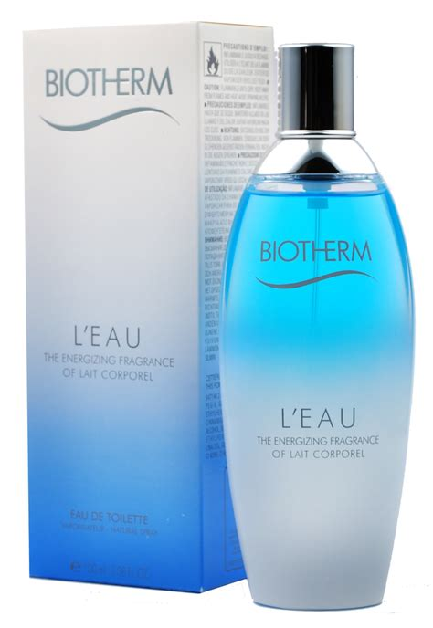biotherm l eau by lait corporel 100 ml eau de toilette parfum outlet ch