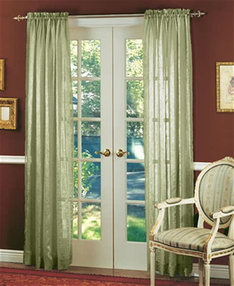 miller curtains sheer 51 quot x 84 quot panel window