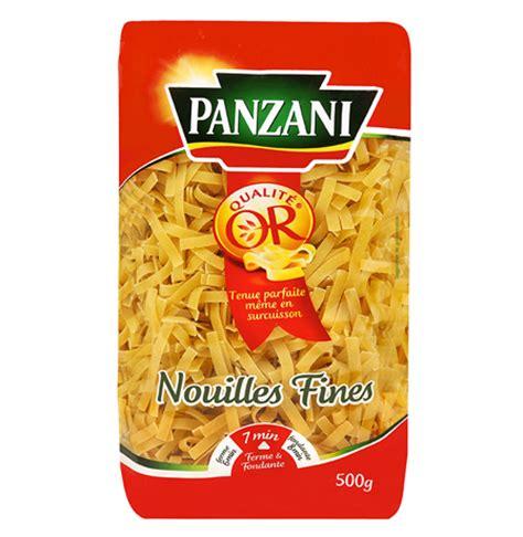 wok de nouilles et crevettes panzani recette pates