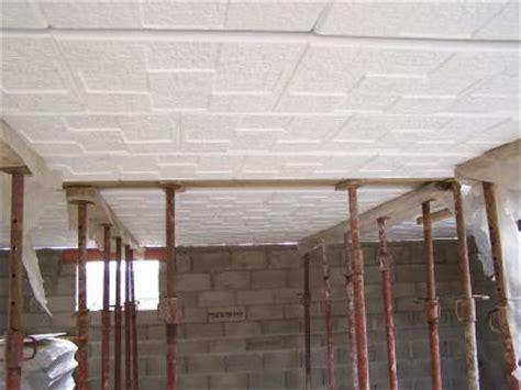 on a d 233 j 224 les dalles polystyr 232 ne au plafond du garage 25 05 06 projet construction 224 combre