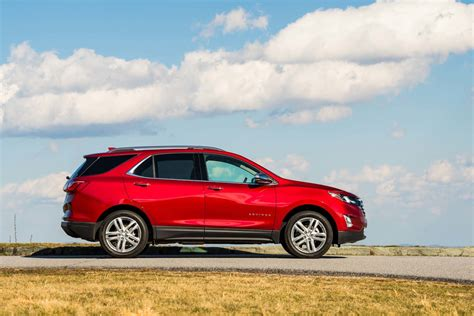 2018 Chevrolet Equinox First Drive Review Big Bet
