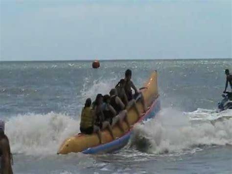 Boat Ride Comedy Youtube by Banana Boat Fail Youtube