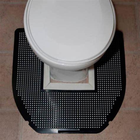 sanitro toilet urine absorbent odor removal mat odor