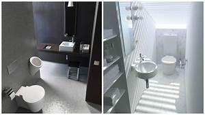 Wandgestaltung Gäste Wc : badgestaltung g ste wc und g stebad planungswelten ~ Markanthonyermac.com Haus und Dekorationen
