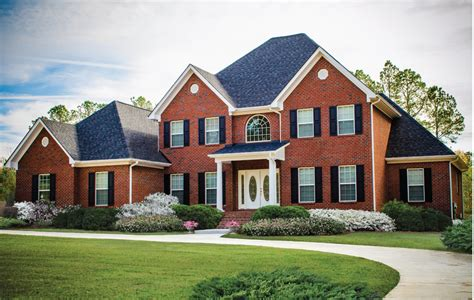 Brick House Plans  America's Home Place