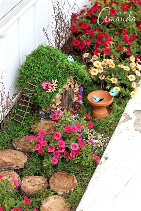 18 Miniature Fairy Garden Design Ideas  Style Motivation