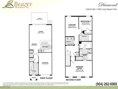 beazer floor plans 171 home plans home design