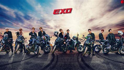 Exo Tempo(3) #wallpaper By Yuyo8812 On Deviantart