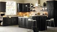 dark kitchen cabinets Black Kitchen Cabinet Knobs - Home Furniture Design