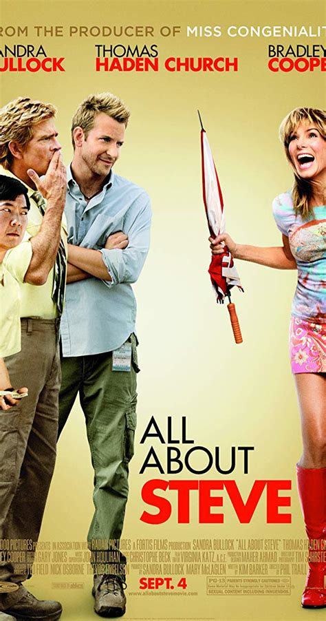 All About Steve (2009) Imdb