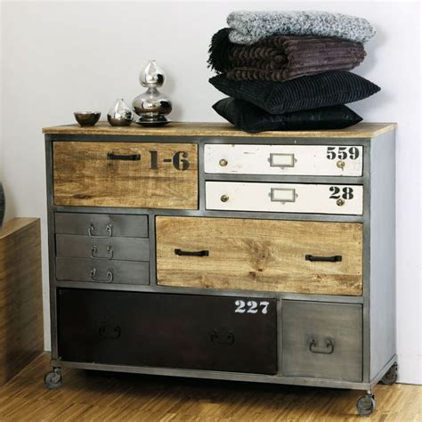 dresser lazare chests of drawers and cabinets maisons du monde niestety nieobecne w polsce