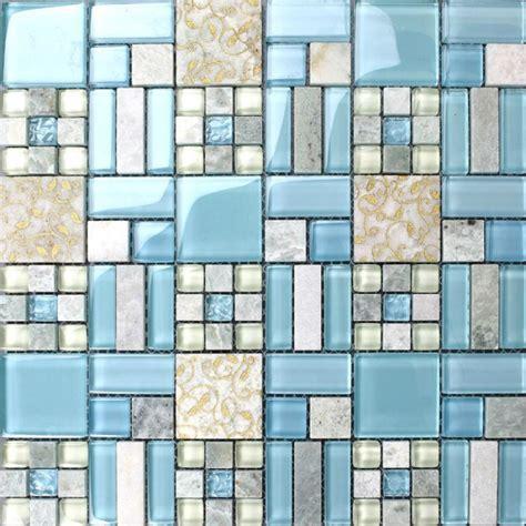 mosaic tile backsplash kitchen design colorful